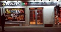 Inbrekers aan de haal met twee tv's uit gloednieuw restaurant La Posata