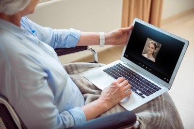 Raadpleeg uw huisarts nu ook met een videoconsultatie