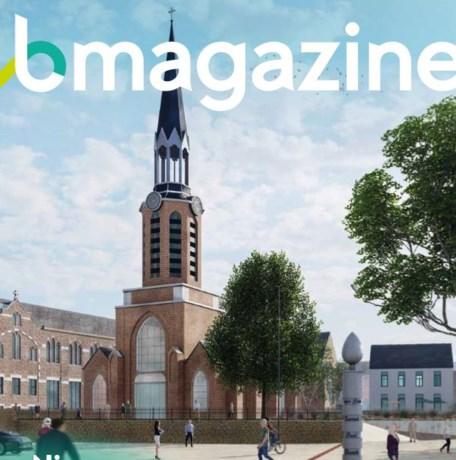 Berings stadsmagazine B-magazine verschijnt niet in april