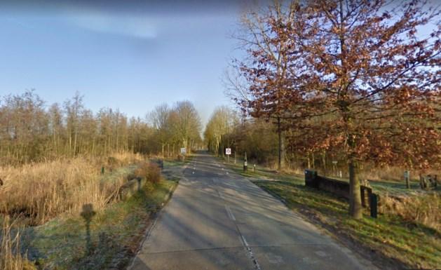 Grensovergang Weerterweg afgesloten