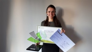 Energieprijs Encon voor Anne-Claire Legon