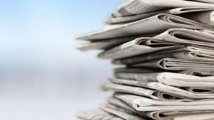 Kan je het coronavirus krijgen door de krant aan te raken?