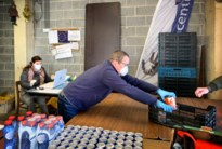 Gemeentepersoneel neemt voedselbedeling Vincentius over