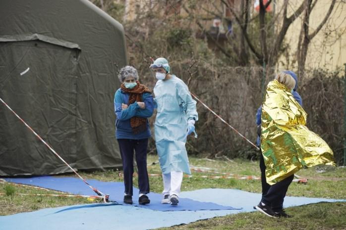 Al 1.266 mensen besmet met coronavirus in woon-zorgcentra