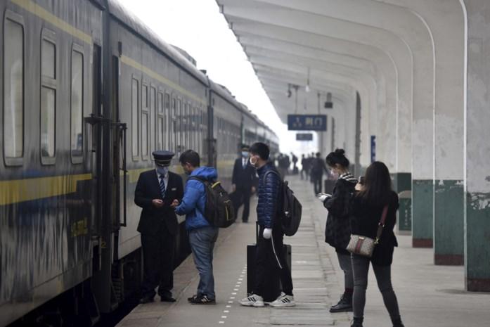 Einde van beperkingen in Chinese provincie Hubei