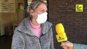 Mondmaskers voor 1.200 Limburgse thuisverpleegkundigen