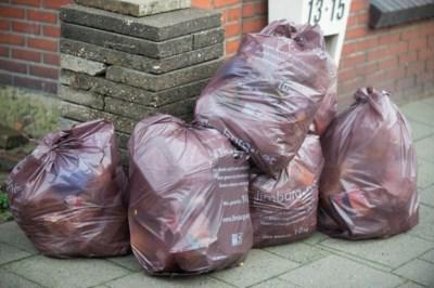 Limburg.net neemt maatregelen: maximum vier vuilniszakken op straat zetten