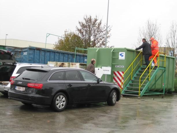 Limburgse burgemeesters willen dat containerparken gefaseerd weer opengaan