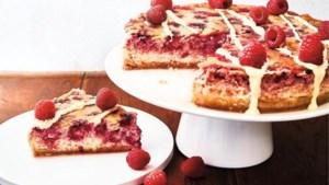 KOKEN IN UW KOT. De lekkerste taarten maak je... met de blender