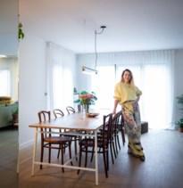 Binnenkijken in de strakke sixtieswoning van An-Katrien en Bart in Genk