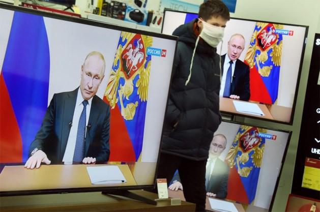 Rusland schort internationale vluchten op, Moskou gaat op slot