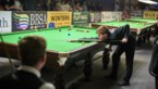 BK snooker in Hasselt wordt afgelast