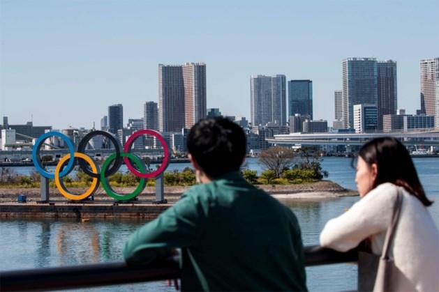 FOTOREEKS. Zo ziet Tokio er momenteel uit: fanshops openen de deuren, atletendorpen bijna afgewerkt