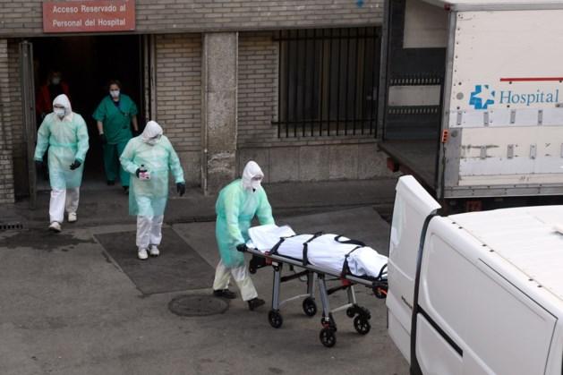 Meer dan 450.000 besmettingen en 20.500 sterfgevallen ter wereld