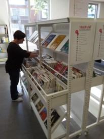 Afhaalservice bij de bibliotheek