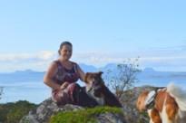 """Zutendaalse Veerle: """"Met corona voelt ons kleine Noorse eiland nu veiliger"""""""