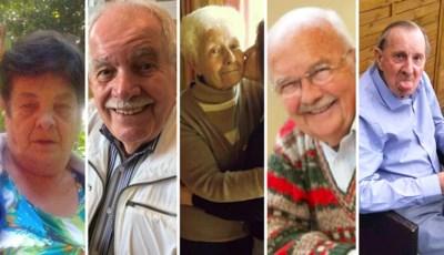 Jos, Frans, Louis, Irène en Liane: de vijf senioren die in zelfde residentie woonden en stierven aan corona