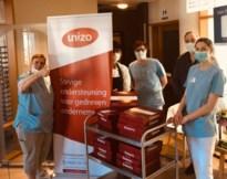 Unizo bezorgt taart aan rusthuisbewoners en personeel