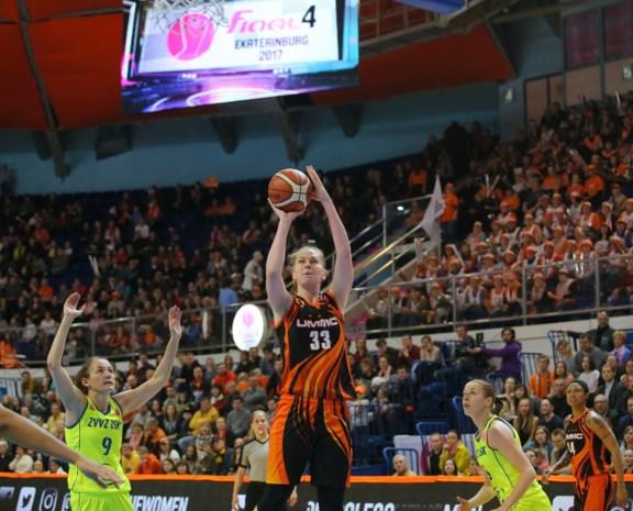 Russisch basketbal stopgezet: Emma Meesseman voor vijfde (!) keer op rij kampioen