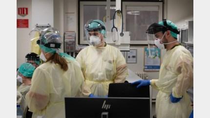 Twee baby's met coronabesmetting opgenomen in Jessa Ziekenhuis