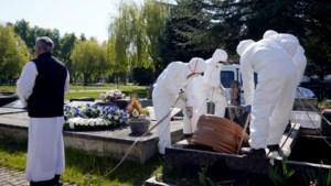Triest record met 769 nieuwe sterfgevallen in 24 uur tijd in Spanje
