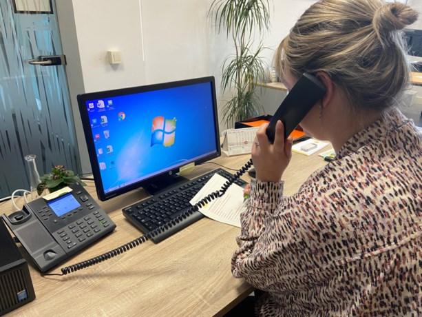 Warme telefoonlijn van de stad Bilzen blijkt een groot succes