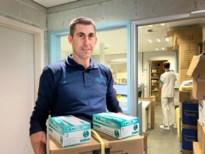 Mediahuis schenkt zes dozen medische handschoenen aan ZOL