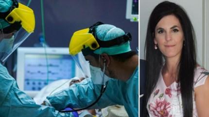 Genkse verpleegkundige Isaura (30) is jongste coronaslachtoffer