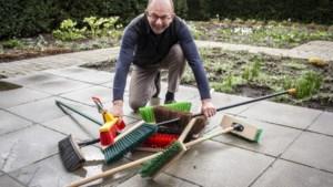 De perfecte borstel voor je terras: goedkope modellen vegen de vloer aan met duurdere