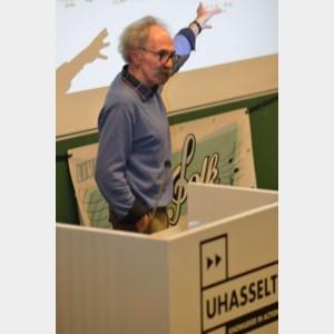Willy Miermans houdt lezing over mobiliteit in het Maaslands