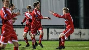 Voetbalcompetitie in lagere reeksen stopgezet met stijgers en dalers
