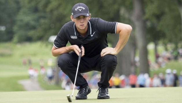 In tijden van corona: golfer Pieters installeert indoor putting green