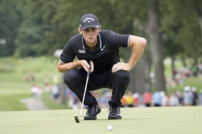 In tijden van corona: golfer Pieters installeert indoor putting green