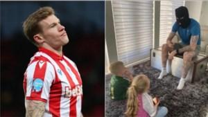 """Voetballer moet Instagrampagina verwijderen na """"ongepast bericht"""" met kinderen"""