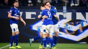 Benito Raman en Schalke 04-spelers trainen in groep… via videocalls
