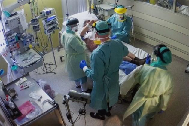 78 nieuwe overlijdens in ons land, aantal patiënten op intensieve zorgen stijgt tot 867
