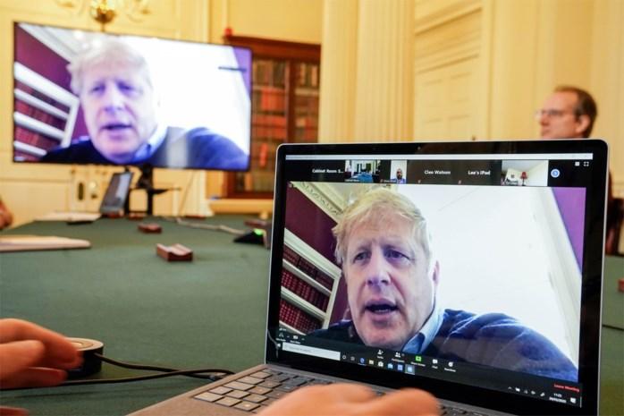 Boris Johnson waarschuwt Britten in brief voor moeilijke tijden