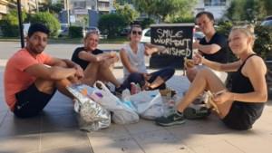 Achter de schermen bij 'De mol': smullen en bakken onder de Griekse zon