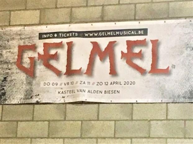 """Musical 'Gelmel' in Alden Biesen wordt uitgesteld: """"Wie tickets heeft, wees gerust"""""""