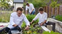 Met topchef Giovani Oosters de moestuin in voor culinaire inspiratie
