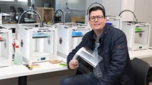 Campus De Helix kan productie gezichtsmaskers nauwelijks bijhouden