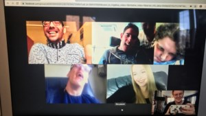 Gasten dagopvang Benjalien videobellen elke dag