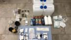 Politie Carma vindt grote hoeveelheden drugs na coronacontrole