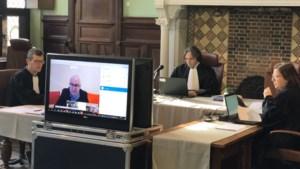 Mechelen primeurt met eerste videocall-zitting in rechtbank