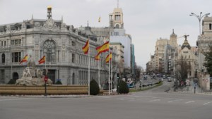 Meer dan 800 nieuwe sterfgevallen in Spanje