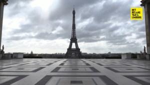 Zo verlaten zag je Parijs nog nooit