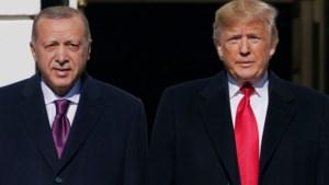 Trump en Erdogan roepen op tot staakt-het-vuren in Syrië en Libië