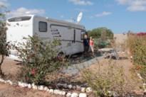 Truiens koppel staat met mobilhome geblokkeerd op Marokkaanse camping
