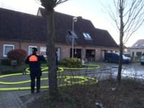 Rijtjeshuis in Schulen onbewoonbaar na zware brand