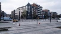 Geen feestje door corona, maar stadsplein Quartier Bleu is wel klaar